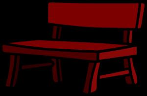 ספסל עץ לבית