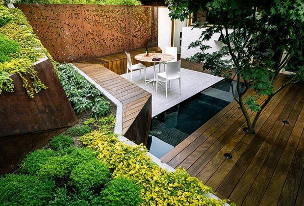 פינות ישיבה לגינה
